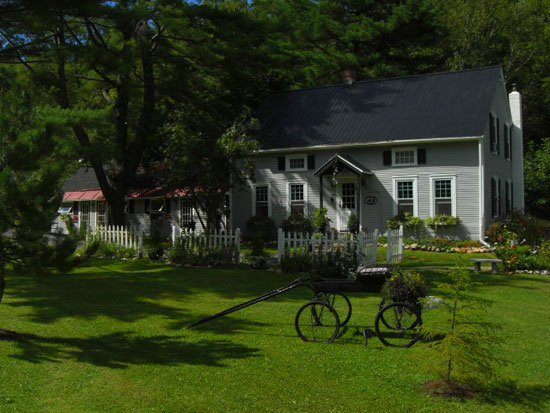 Stone Boat Farm Bed and Breakfast nearby Stratton Mountain